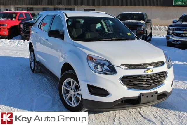 2017 CHEVROLET EQUINOX LS in Swan River, Manitoba