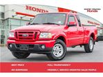 2011 Ford Ranger Sport   Manual in Whitby, Ontario