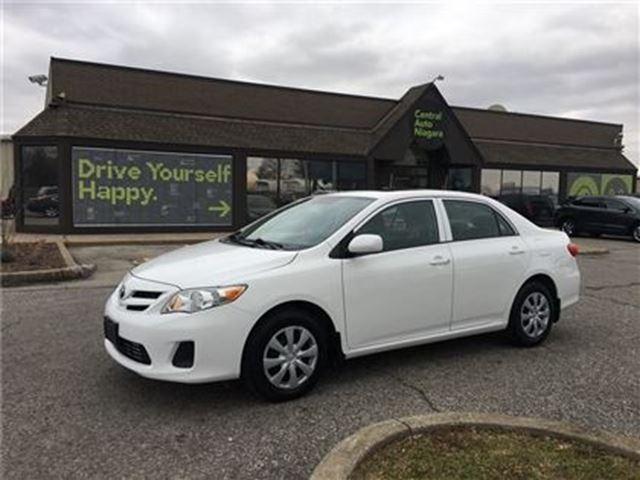 2013 TOYOTA COROLLA CE / SUNROOF / PWR GROUP in Fonthill, Ontario