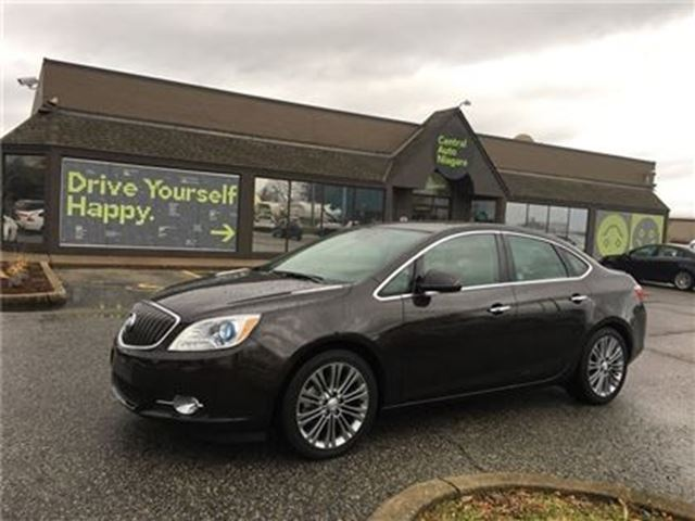 2013 BUICK VERANO Leather PKG / SUNROOF / HEATED SEATS in Fonthill, Ontario