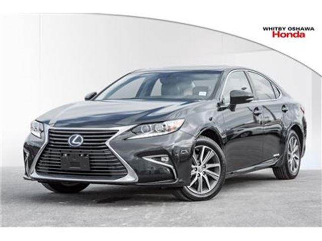 2016 LEXUS ES 300H Sedan   Hybrid   Automatic in Whitby, Ontario
