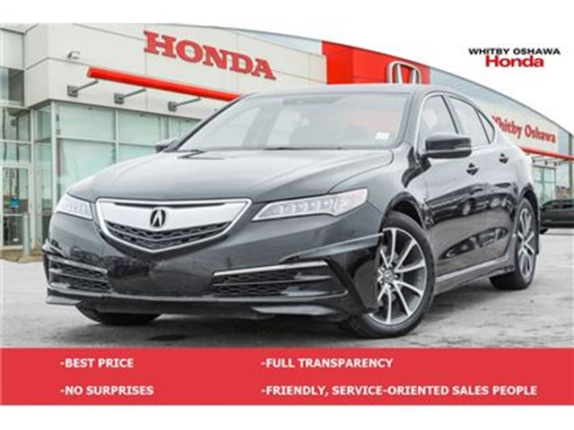 2015 ACURA TLX Technology Package   Automatic in Whitby, Ontario