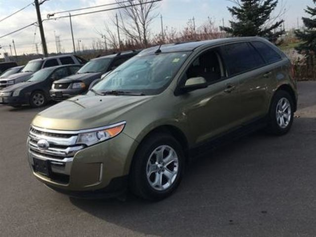 2012 FORD EDGE SEL   ONE OWNER   ROOF   HEATED SEATS in London, Ontario