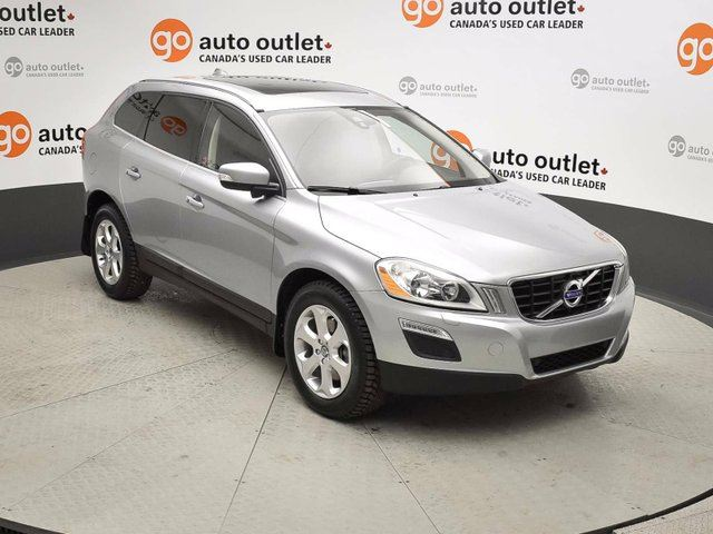 2013 VOLVO XC60 3.2 4dr All-wheel Drive in Edmonton, Alberta