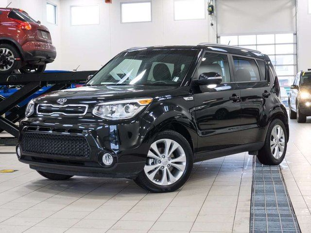 2016 KIA SOUL 2.0 EX+ in Kelowna, British Columbia