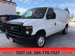2010 Ford E-250 **5 Passenger**Complete with Shelving** in Winnipeg, Manitoba