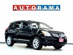 2012 Nissan Rogue SL NAVIGATION BACKUP CAMERA LEATHER SUNROOF 4WD in North York, Ontario