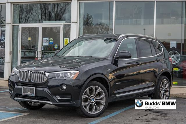 2015 bmw x3 xdrive28i hamilton ontario car for sale 2939893. Black Bedroom Furniture Sets. Home Design Ideas