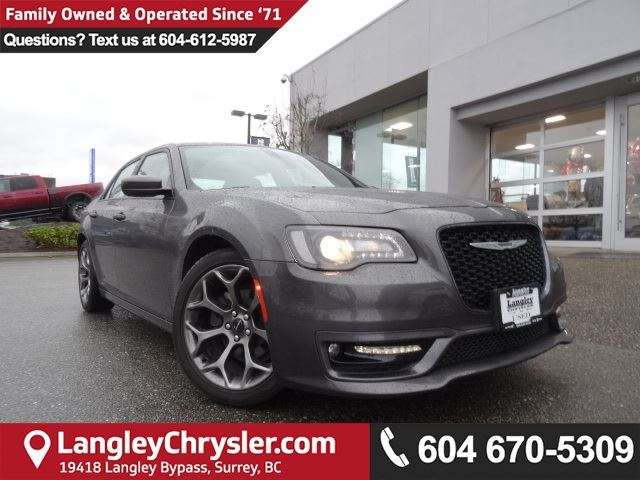 2017 CHRYSLER 300 S *ONE OWNER*ACCIDENT FREE*LOCAL BC CAR* in Surrey, British Columbia