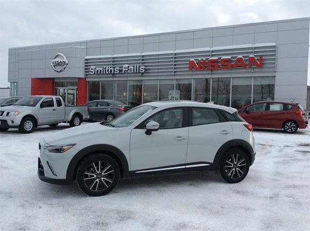 2016 MAZDA CX-3 GT in Smiths Falls, Ontario