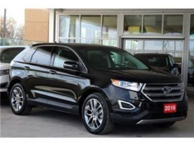 2016 ford edge awd titanium loaded mississauga ontario car for sale 2940292. Black Bedroom Furniture Sets. Home Design Ideas
