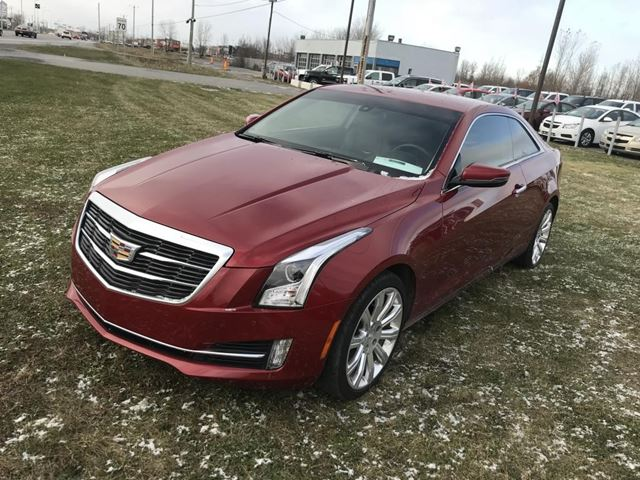 2015 Cadillac ATS Luxury AWD in Delson, Quebec