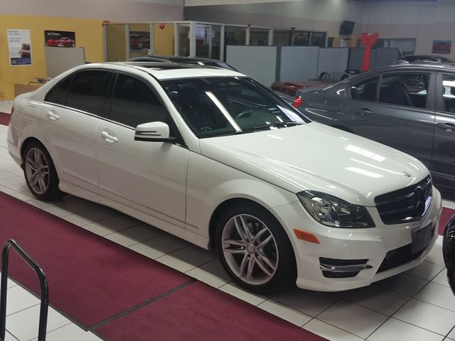 2014 mercedes benz c class c 300 etobicoke ontario car for Mercedes benz c class 300 for sale