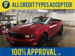 2012 Ford Mustang CONVERTIBLE*PREMIUM*V6 3.7L*KEYLESS ENTRY w/REMOTE in Cambridge, Ontario