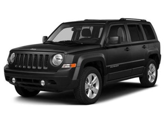 2016 JEEP PATRIOT Sport/North 4WD, Leather, Sunroof in Coquitlam, British Columbia