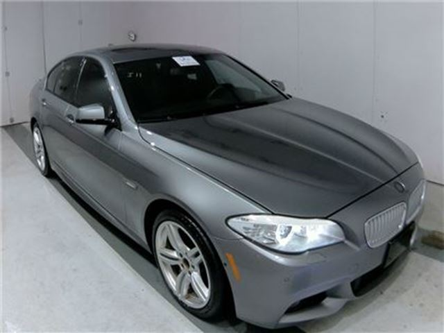 2011 BMW 5 SERIES i SOLD SOLD SOLD  xDrive NAV HUD AWD Low Kms in St George Brant, Ontario
