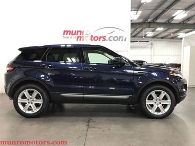 2015 LAND ROVER RANGE ROVER EVOQUE Pure Plus NAV PANORAMIC in St George Brant, Ontario