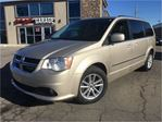 2012 Dodge Grand Caravan Crew ONE OWNER LOCAL TRADE LEATHER in St Catharines, Ontario