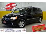 2015 Dodge Grand Caravan CREW   HTD SEATS   REAR CAMERA   LOADED in Ottawa, Ontario