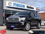 2012 Toyota Sequoia Platinum 5.7L V8 (A6) ACCIDENT FREE FULLY LOADED in Markham, Ontario