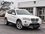 2014 BMW X3 xDrive35i in Ottawa, Ontario