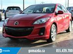 2012 Mazda MAZDA3 GS ACCIDENT FREE 1 OWNER POWER OPTIONS HEATED SEATS BLUETOOTH in Edmonton, Alberta
