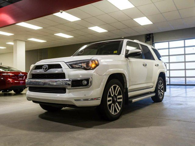 2014 TOYOTA 4Runner Limited, 3M Hood, Remote Starter, Navigation, Leather, Heated & Cooled Seats, Sunroof, Touch Screen, Back Up Camera, V6, 4x4 in Edmonton, Alberta