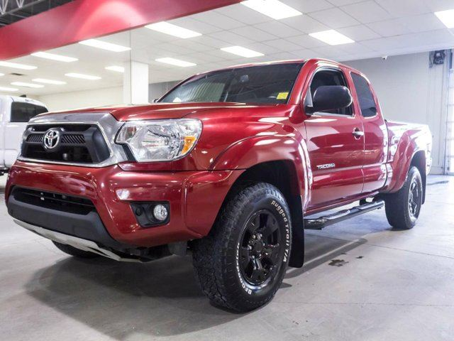 2015 TOYOTA Tacoma TRD Off Road, Backup Camera, Rear Differential Lock, Touch Screen, Bluetooth in Edmonton, Alberta