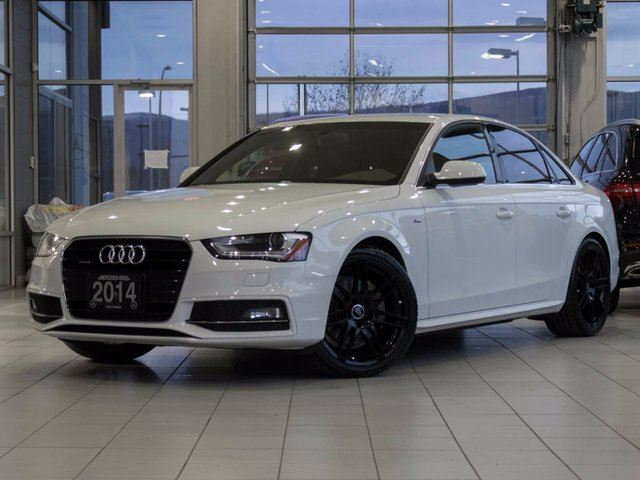 2014 AUDI A4 2.0 Progressiv in Kelowna, British Columbia