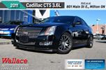 2011 Cadillac CTS 3.6L/LOADED!/PERFRMNCE PKG/LUXRY PKG'S/CLEAN HSTRY in Milton, Ontario