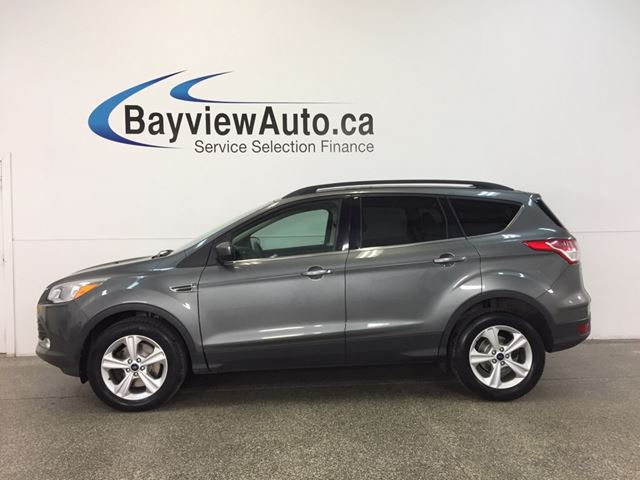 2014 FORD ESCAPE SE- ECOBOOST|4WD|HITCH|HTD STS|REV CAM|SYNC! in Belleville, Ontario