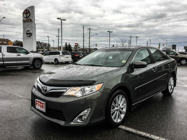 2013 toyota camry xle platinum warranty 2020 cobourg ontario car for sale 2940907. Black Bedroom Furniture Sets. Home Design Ideas