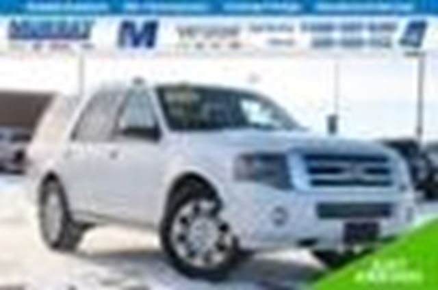 2013 Ford Expedition Limited in Moose Jaw, Saskatchewan