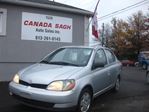2002 Toyota ECHO 2002 TOYOTA ECHO AUTOMATIC GAS SAVER !! Incl SAFETY $2490 in Ottawa, Ontario
