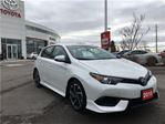 2016 Scion iM CVT - OFF LEASE / ONE-OWNER / NO ACCIDENTS / TCUV in Stouffville, Ontario