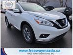 2016 Nissan Murano SV AWD-NAV/PANOSUN/HEATSEAT in Surrey, British Columbia
