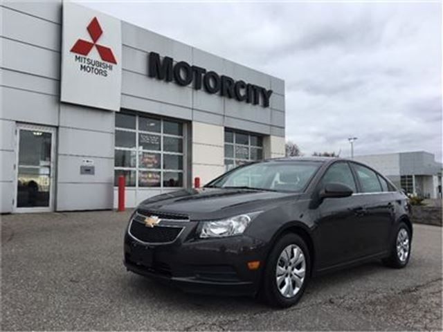 2014 CHEVROLET Cruze -Convenience package - Air Cond - in Whitby, Ontario