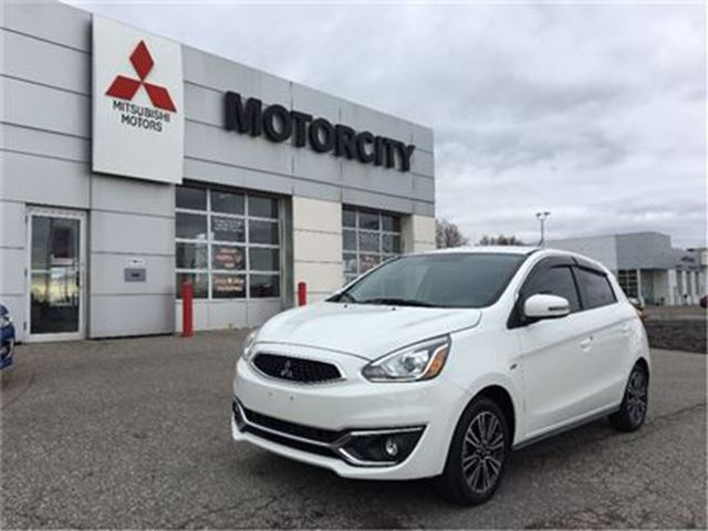 2017 MITSUBISHI MIRAGE SEL - Window deflectors - Tints - in Whitby, Ontario