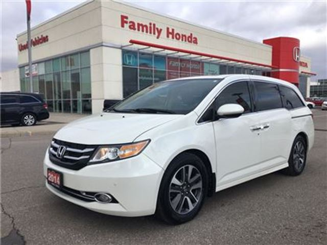 2014 honda odyssey touring brampton ontario car for sale 2941579. Black Bedroom Furniture Sets. Home Design Ideas