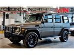 2016 Mercedes-Benz G-Class 550 HERITAGE EDITION NO ACCIDENT in North York, Ontario