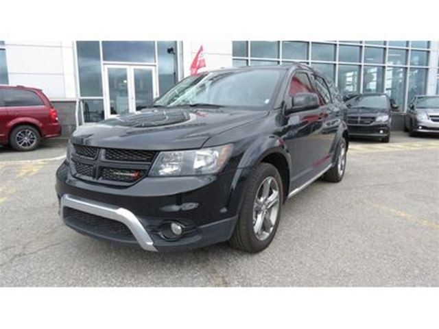 2017 DODGE Journey Crossroad AWD 7PASSAGERS in Trois-Rivieres, Quebec