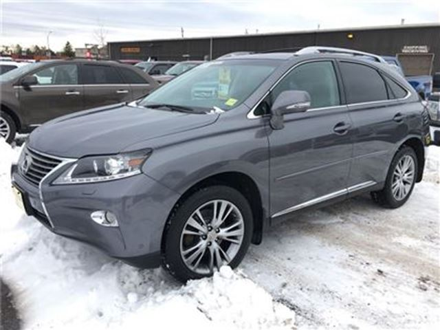 2013 LEXUS RX 350 Auto, Navigation, Leather, Sunroof, AWD in Burlington, Ontario