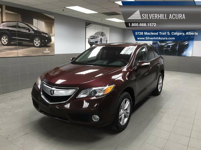 2015 ACURA RDX Tech Package AWD *Navi, Leather, Power Tailgate* in Calgary, Alberta