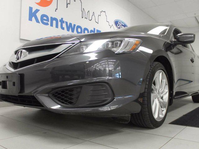 2016 ACURA ILX ILX- It's the real deal! Heated leather seats, sunroof, back up cam, lane departure in Edmonton, Alberta
