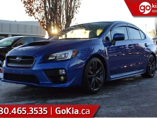 2016 SUBARU IMPREZA Sport-tech Package 4dr All-wheel Drive Sedan in Edmonton, Alberta