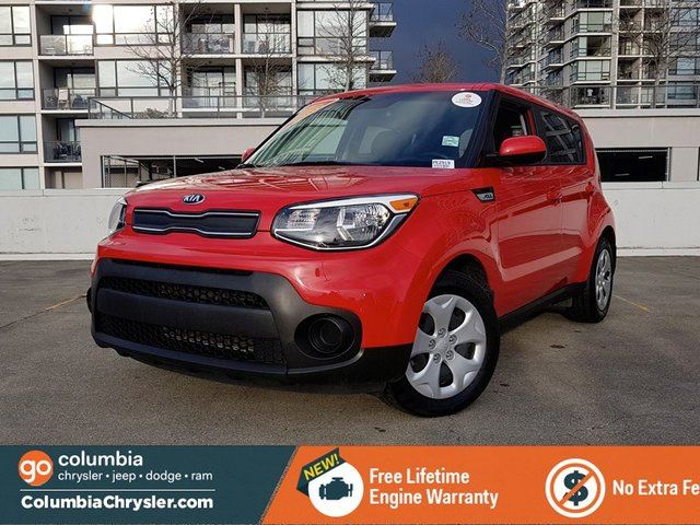 2017 KIA SOUL + in Richmond, British Columbia
