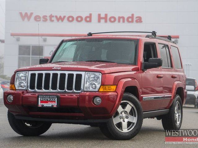 2010 JEEP COMMANDER Sport in Port Moody, British Columbia