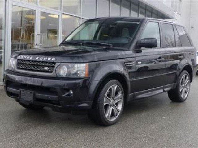 2011 LAND ROVER RANGE ROVER Sport V8 HSE in North Vancouver, British Columbia