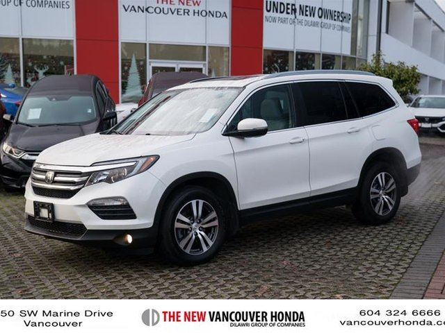 2016 HONDA Pilot EX-L NAVI 6AT AWD in Vancouver, British Columbia
