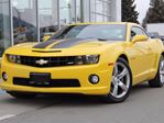 2012 Chevrolet Camaro 2SS 2dr Coupe in Kamloops, British Columbia